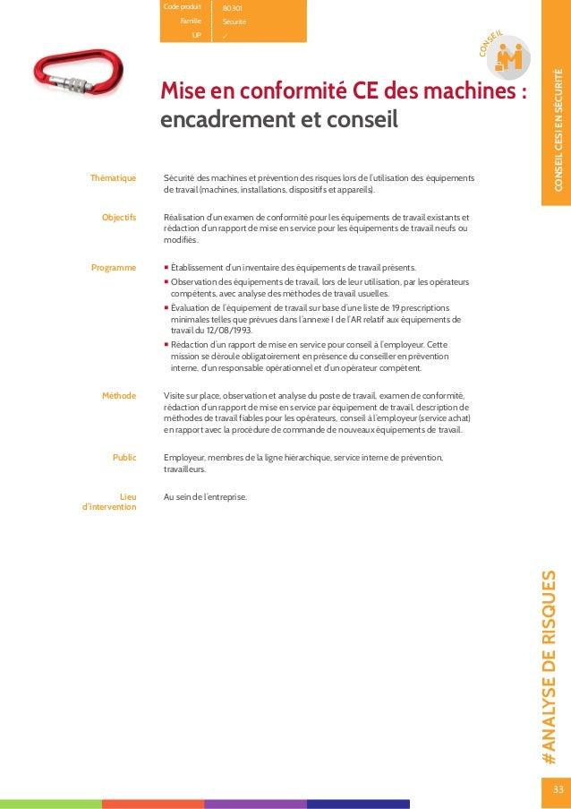 34 CONSEILCESIENSÉCURITÉ 34 CON SEIL Analyse des risques d'une aire de jeux Thématique  Législation nationale : AR relati...