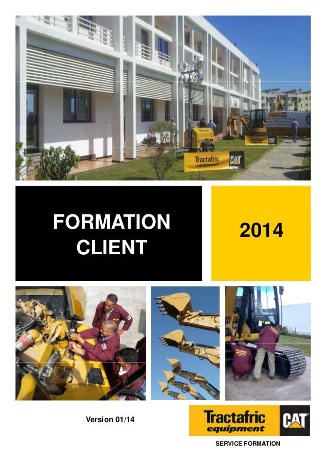 FORMATION CLIENT  2014  Version 01/14 SERVICE FORMATION