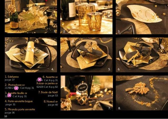 catalogue d coration de table. Black Bedroom Furniture Sets. Home Design Ideas