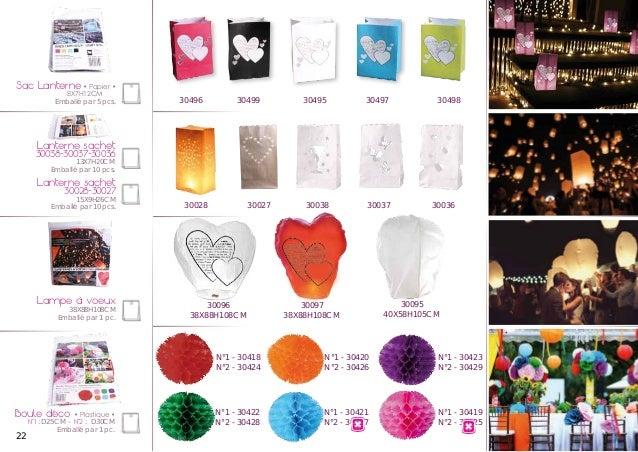 Sac Lanterne • Papier • 8X7H12CM � Emballé par 5 pcs.  30496  30499  30495  30497  30498  Lanterne sachet  30038-30037-300...