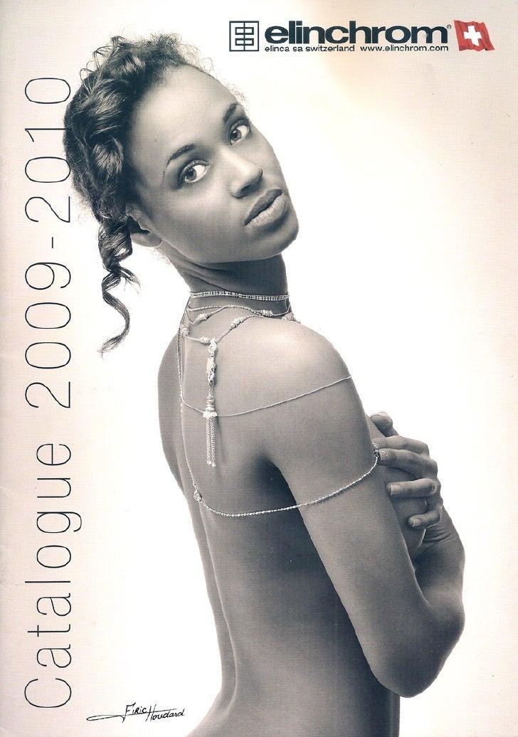 Catalogue Elinchrom 2009-2010