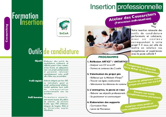 formation insertion professionnelle - 2