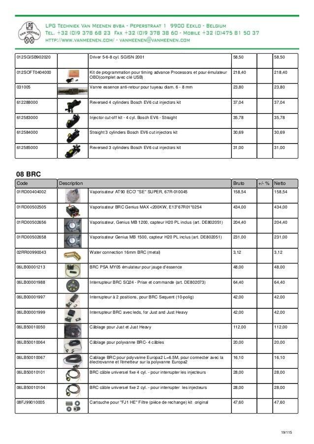 2 x laiton Eau coudes pour brc AT90E réducteur//vaporisateur 02RR00990043