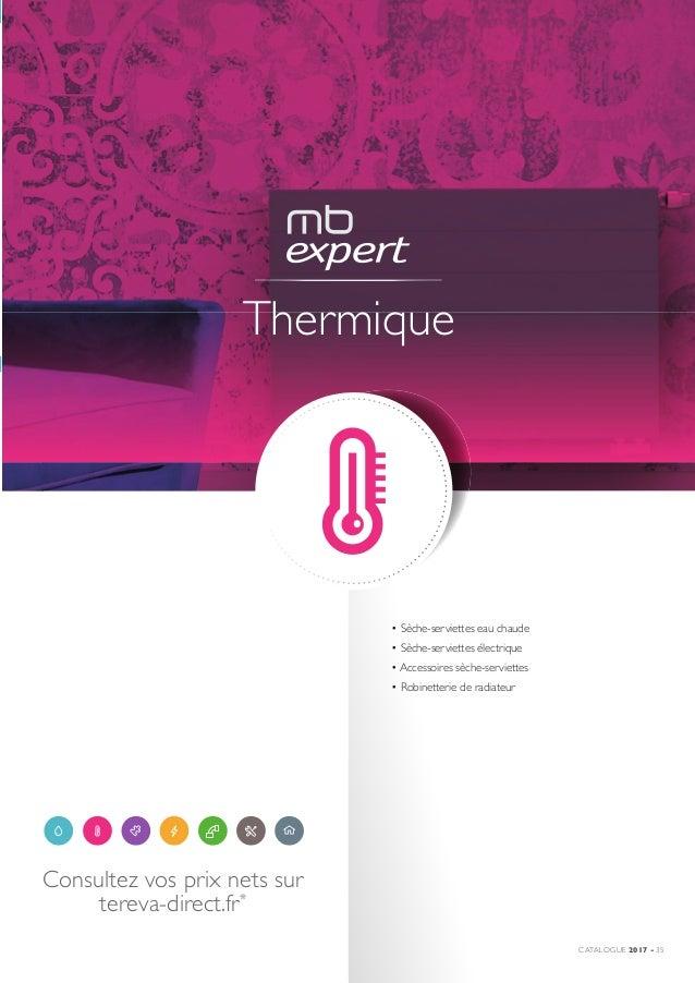 Tereva Notre Catalogue Thermique 2017