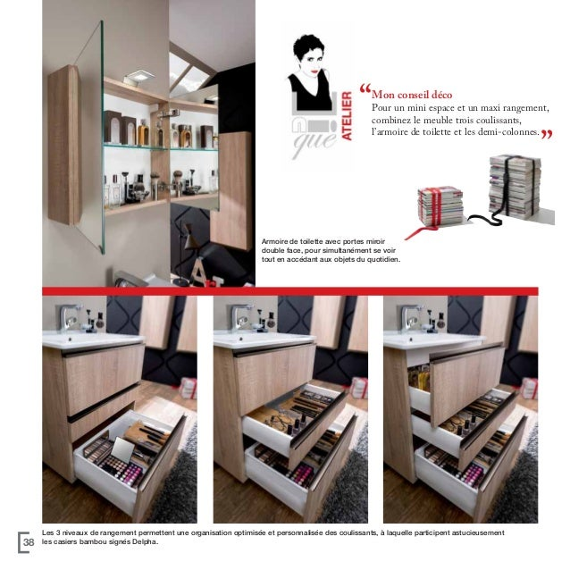 Catalogue meubles de salle de bains Unique (2015) -> Catalogue De Meuble