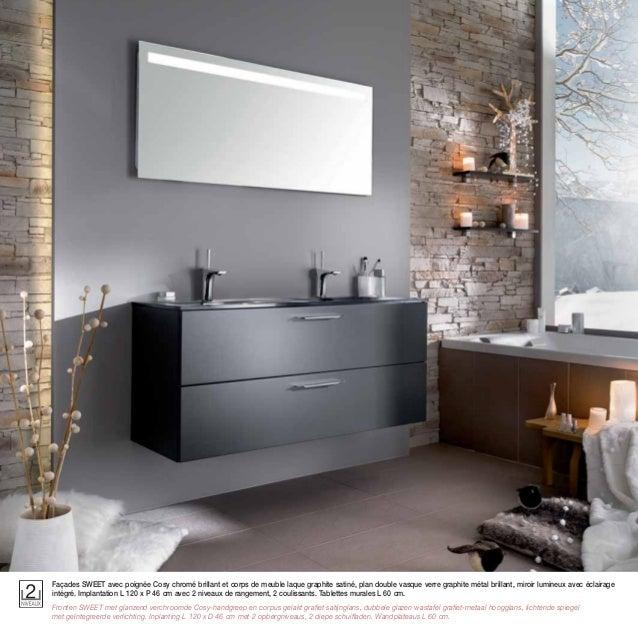 Catalogue meubles de salle de bains Unique (2015)