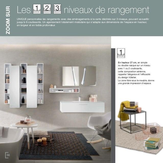 Catalogue meubles de salle de bains unique 2015 for Catalogue ameublement