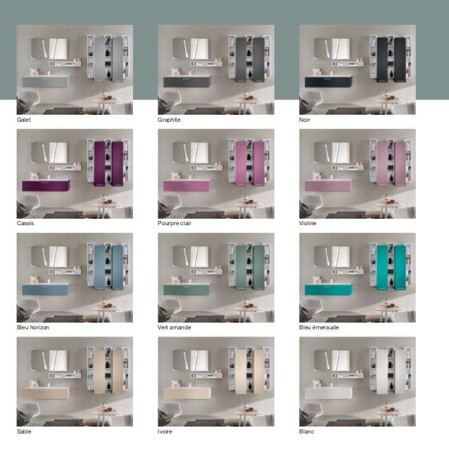 Catalogue meubles de salle de bains unique 2015 for Hanse meuble catalogue