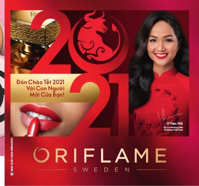 NHAÂXUÊËTBAÃNHÖÌNGÀÛÁC Đón Chào Tết 2021 Với Con Người Mới Của Bạn! H'Hen Niê Đại sứ thương hiệu Oriflame Việt Nam