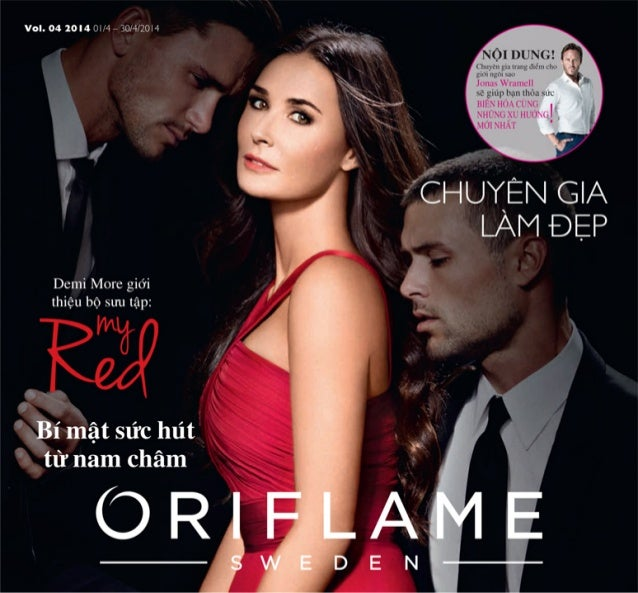 Catalogue Oriflame 4-2014