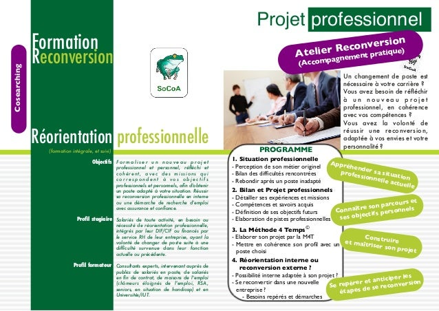 formation 1 an reconversion