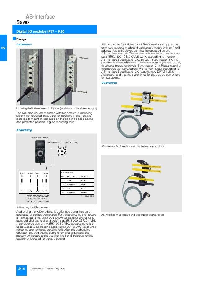 catalogue siemens rf rw lv  as interface