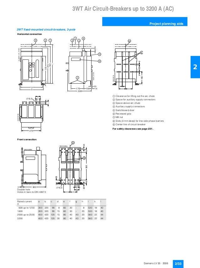 catalogue siemens 3 vt 3wt-lv 35