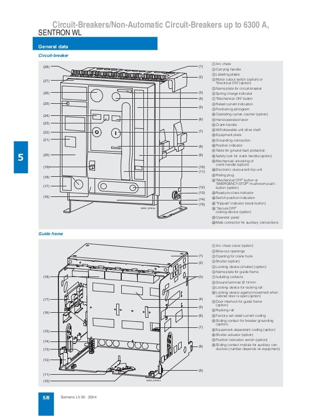 thông số kĩ thuật siemens acb 3 wl well wiring diagram  vl wiring diagram wl wiring diagram #26