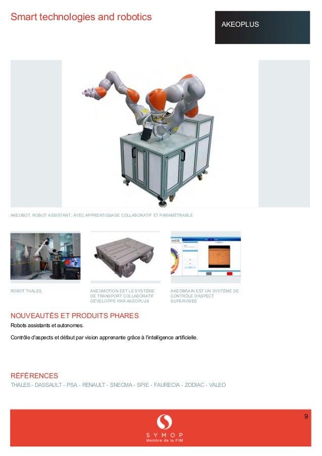 Smarttechnologiesandrobotics AKEOPLUS  AKEOBOT,ROBOTASSISTANT,AVECAPPRENTISSAGECOLLABORATIFETPARAMÉTRAB...