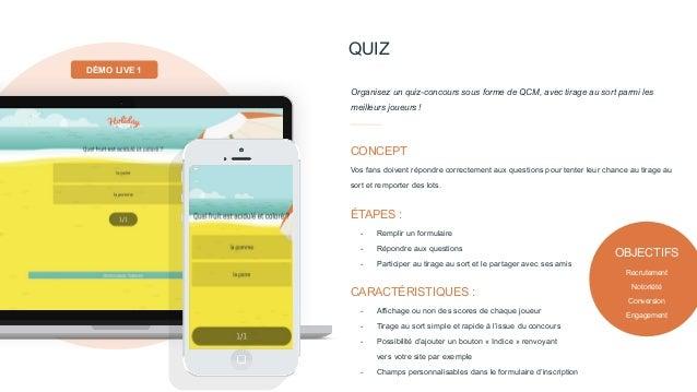 Catalogue De Jeux Concours Pour L Ete