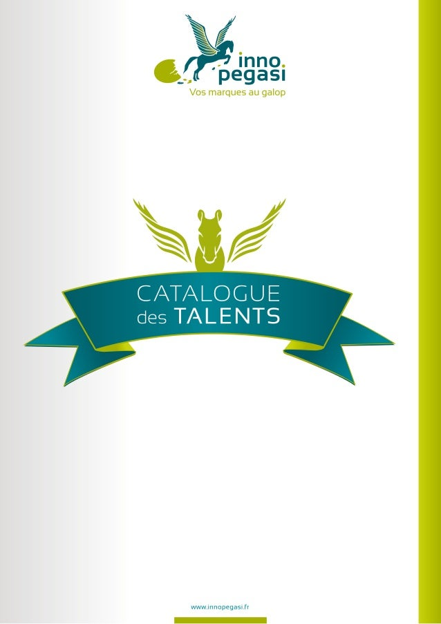 CATALOGUE des TALENTS