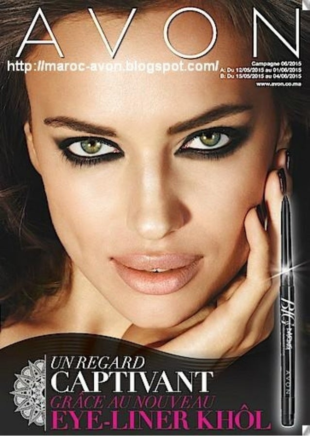 Catalogue AVON 6/2015