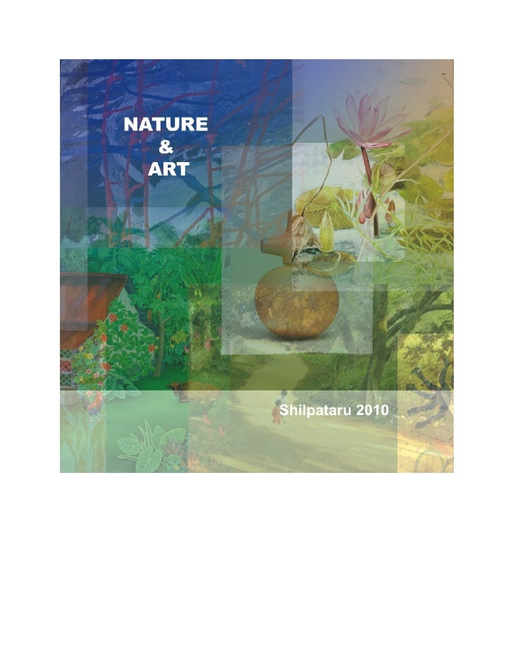 Shilpataru art foundation - 2010 catalogue