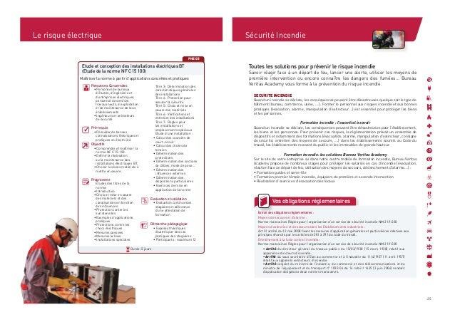 Catalogue 2014 bureau veritas maroc academy for Bureau veritas 13