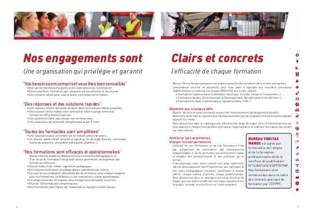 Catalogue 2014 bureau veritas maroc academy for Catalogue bureau