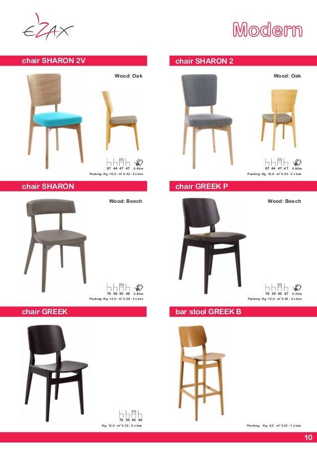 10  10 Modern. EZAX Contract Furniture Manufacturer Catalogue 2017