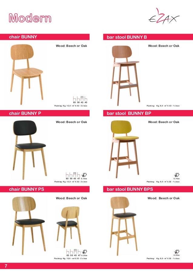 7  7 Modern. EZAX Contract Furniture Manufacturer Catalogue 2017