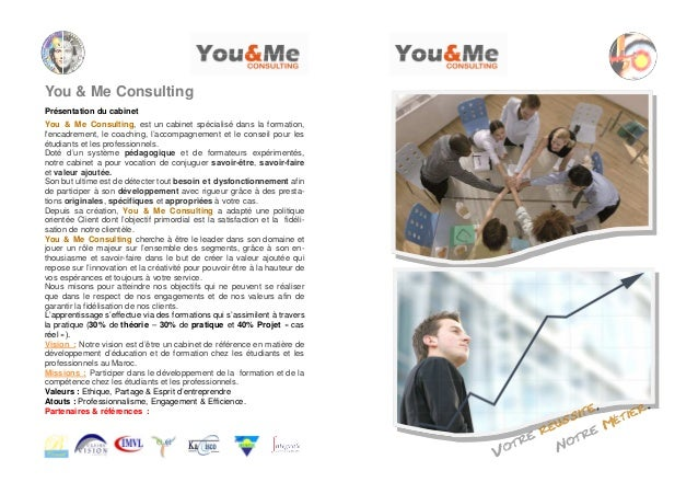 Catalogue ateliers, formations & séminaires you & me consulting 2012 Slide 2
