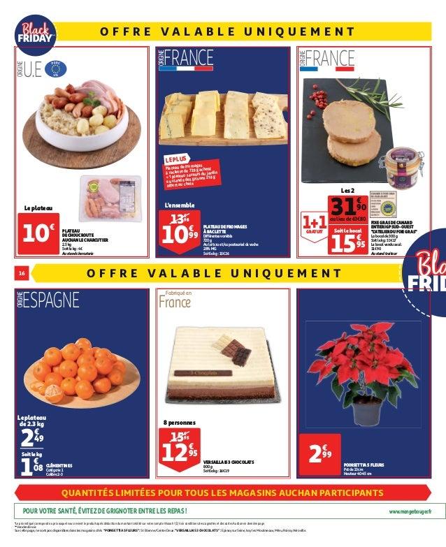 Catalogue Auchan Black Friday