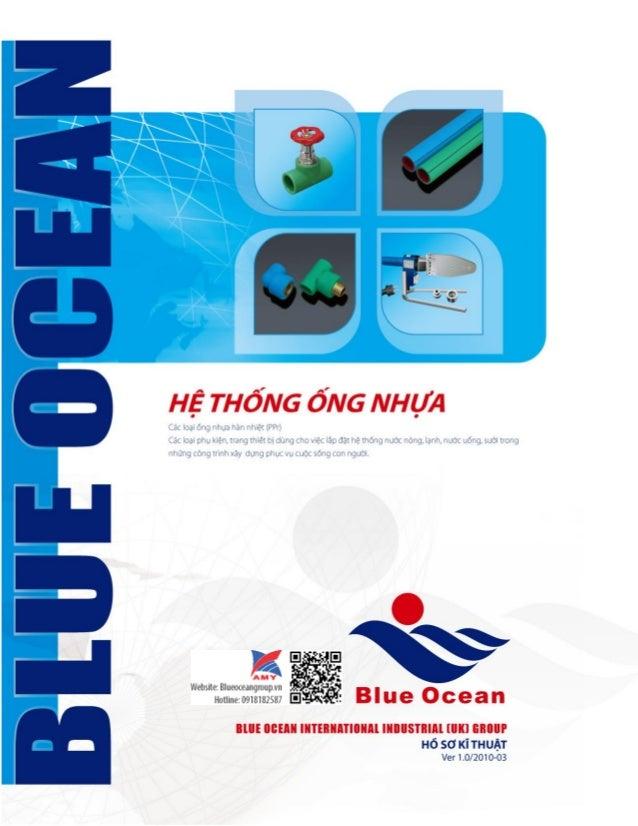 Hệ thống ống nhựa Blue Ocean (VIE)