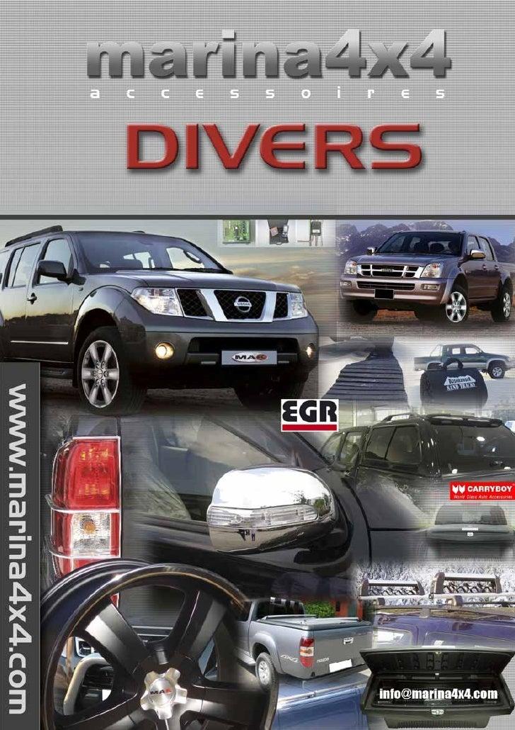 Catalogue des accessoires autoprestige-accessoires-4x4
