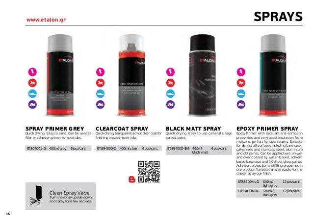 Etalon Product Catalogue | ENG - v2019