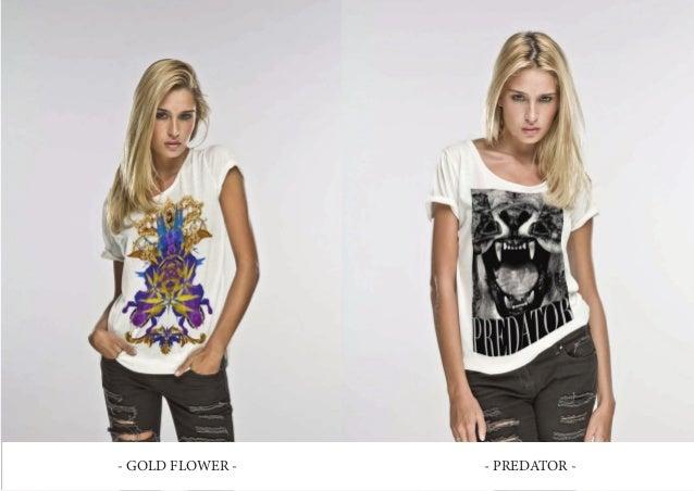 - GOLD FLOWER -   - PREDATOR -