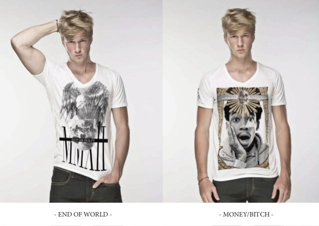 - END OF WORLD -   - MONEY/BITCH -