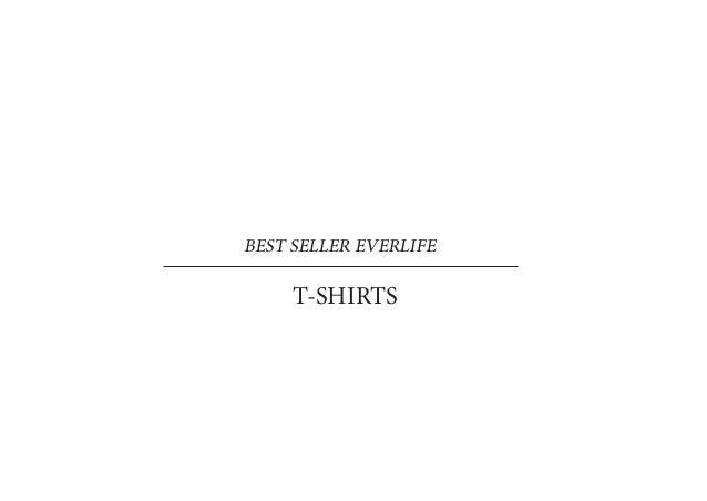 BEST SELLER EVERLIFE     T-SHIRTS