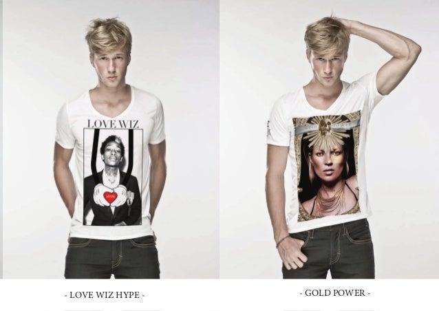 - LOVE WIZ HYPE -   - GOLD POWER -