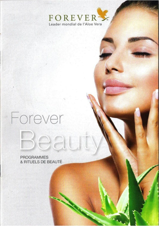 Catalogue forever beauty 10 2014 arlette martin