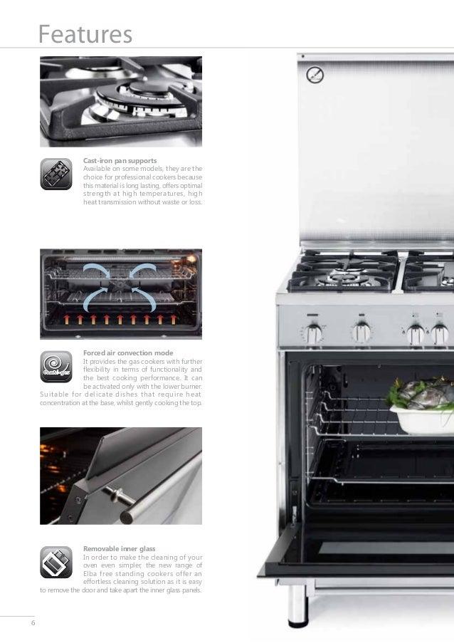 Catalogue free standing cookers | Catalogo cocinas | Catalogo Cucine …