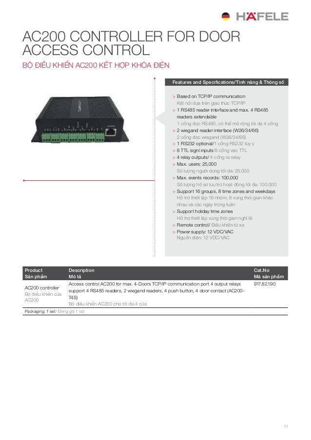 Catalogue Hafele 2018 Giải Ph 225 P Cho Kh 225 Ch Sạn