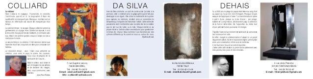 COLLIARD                                                                                                 DA SILVA         ...