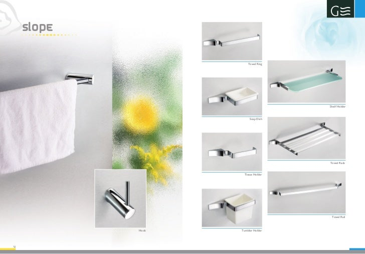 bathroom accessories catalog