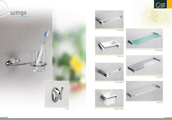Bathroom Accessories Catalog