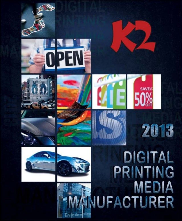 K2 Industry Co.,Ltd located in Shanghai China, is a sign material manufacturer and supplier, specializes in largeformat di...