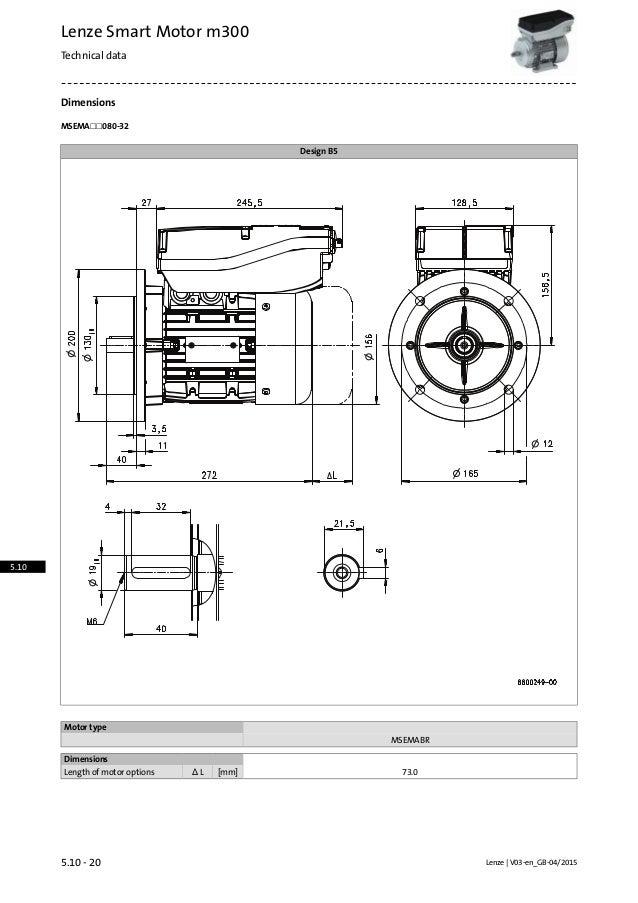 catalogue lenze smart motor rh slideshare net lenze wiring diagram lenze wiring diagrams model 623 eso