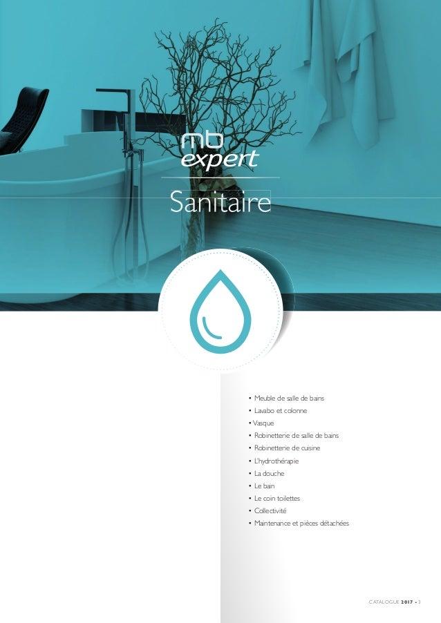 Tereva Catalogue Sanitaire 2017