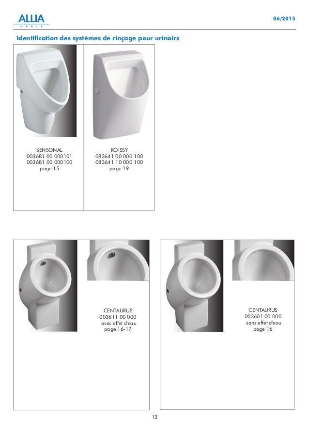 catalogue pi ces d tach es n4 urinoirs lectronique appareils san. Black Bedroom Furniture Sets. Home Design Ideas