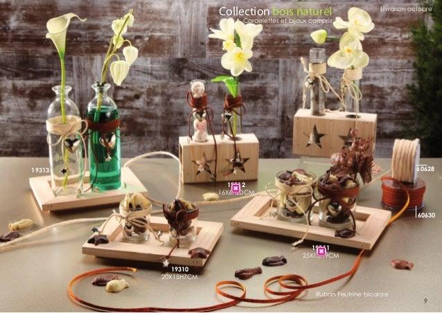 Collection bois naturel  Livraison octobre  Cordelettes et bijoux compris  60628  19313 19312 16X6H20CM  60630  19311 25X1...