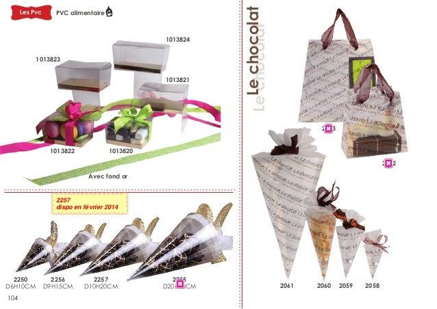 PVC alimentaire  1013824 1013823 1013821  LeLe chocolat chocolat  Les Pvc  2063 1013822  1013820 2062 Avec fond or  2257 d...