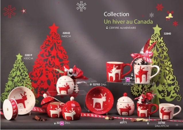 Collection Un hiver au Canada CERTIFIE ALIMENTAIRE 32842 H45CM  32840  32839 H30CM  32783 2Ass.  32782 2Ass.  32784 2Ass. ...
