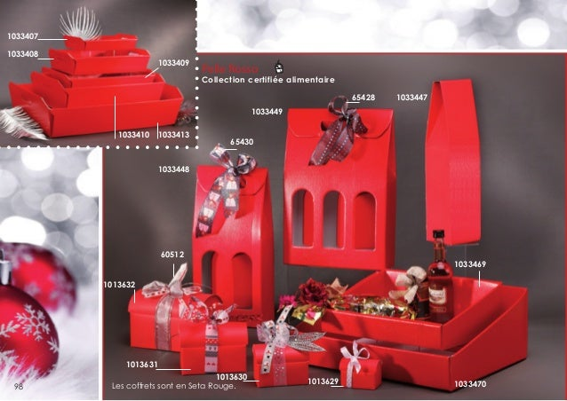 1033407 1033408  1033409  Pelle Rosso  Collection certifiée alimentaire 65428  1033447  1033449 1033410  1033413  65430  1...